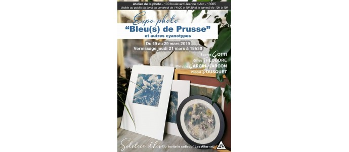Exposition Bleus de Prusse